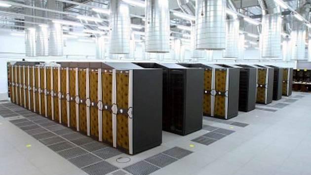 Jeden ze superpočítačů se nachází například v německém Mnichově