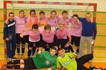 Futsalisté CC Jistebník U18 vyhráli základní část letošního ročníku nejvyšší juniorské ligy, a zajistili si tak účast v brněnském Final Four.