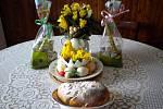 Výzva Velikonoce - dekorace podle čtenářky Aleny