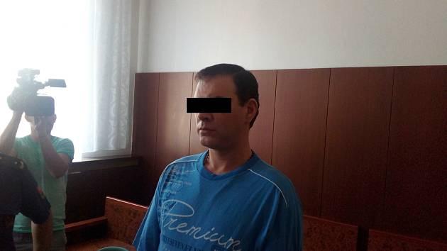 Muž byl za vraždu družky odsouzen k sedmnácti rokům vězení.