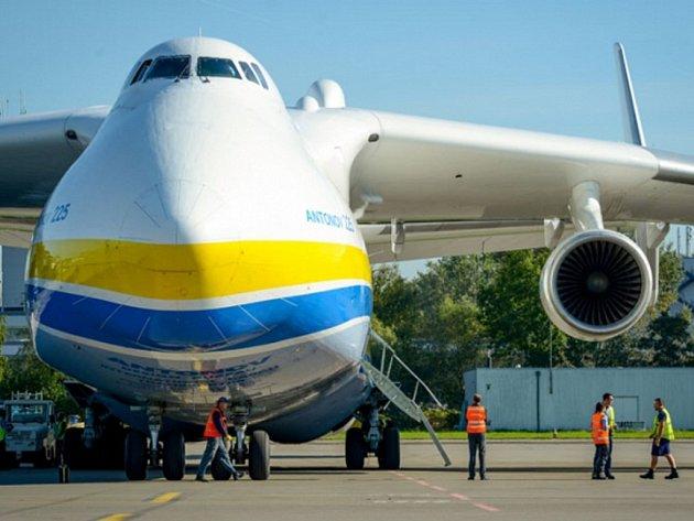 Antonov An-225 Mriya UR-82060.