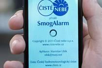 Program s názvem SmogAlarm je ke stažení zdarma z internetových stránek sdružení Čistá Ostrava.