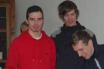 Aleš Miko (první zleva). Ilustrační foto.