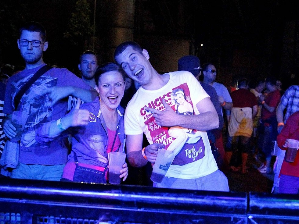 Beast for Love v Ostravě - pátek 4.7.2014