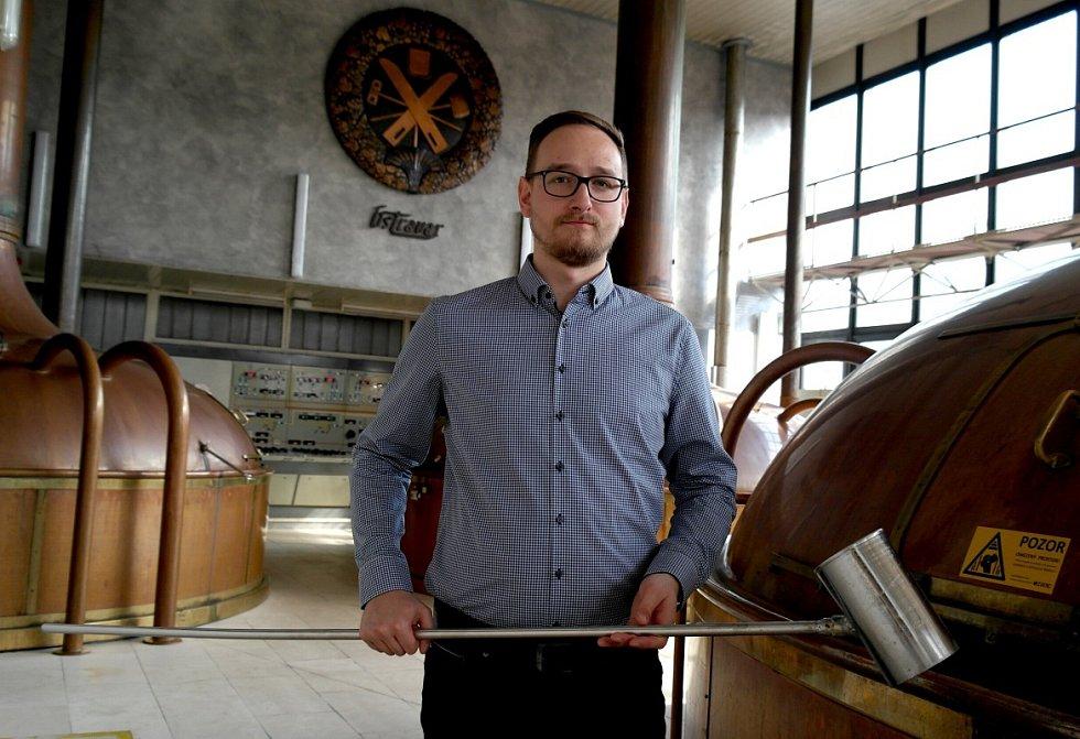 VARNA, kde Vojtěch Slivoň uskutečňuje své nápady při vaření ostravských pivních speciálů.