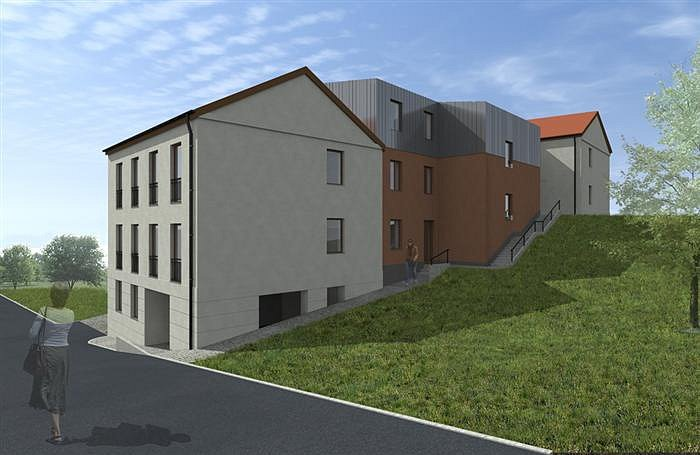Takto mají vypadat nové komunitní byty.