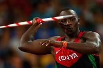 Keňský oštěpařský mistr světa z Pekingu Julius Yego se vrátí do Ostravy, kde bude 20. května obhajovat vítězství na mítinku Zlatá tretra.