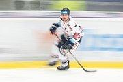 Utkání 40. kola hokejové extraligy: HC Vítkovice Ridera - HC Dynamo Pardubice, 9. ledna 2019 v Ostravě. Na snímku Rostislav Olesz.