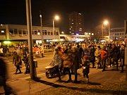 Na haldu Emu si na Nový rok vyšláplo 1065 turistů.