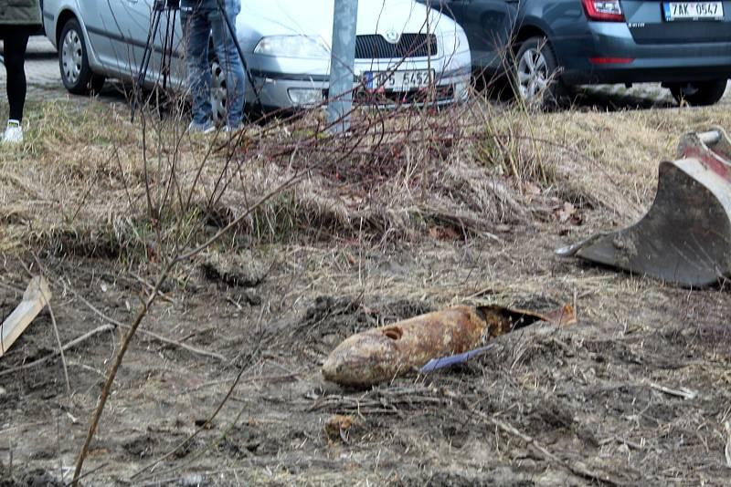 Letecká puma nalezena u parku Mirakulum.