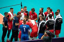 Navázat na výhru se Slovinskem potřebují čeští volejbalisté v úterním zápase proti Černé Hoře, aby mohli myslet na osmifinále mistrovství Evropy v Ostravě.