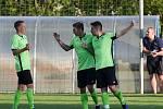 MOL CUP - 1. kolo: TJ Unie Hlubina - MFK Vítkovice