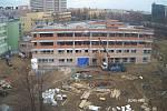 Stavba pavilonu pro psychicky nemocné by měla být hotova už do konce roku.
