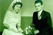 Svatba manželů Hromádkových