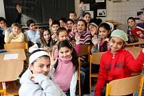 Žáci ze třetí třídy Základní školy Gebauerova odpovídali Deníku na tři zajímavé otázky.
