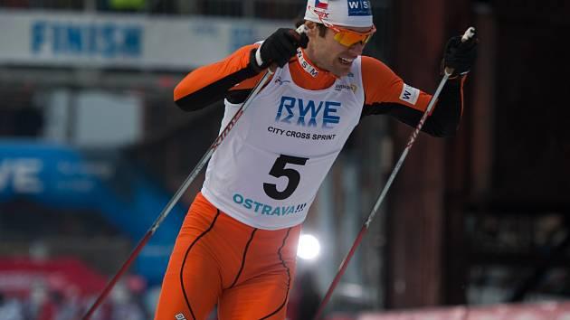 Dušan Kožíšek potřetí vyhrál City Cross Sprint Ostrava.