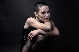 La Shica, španělská zpěvačka a tanečnice.