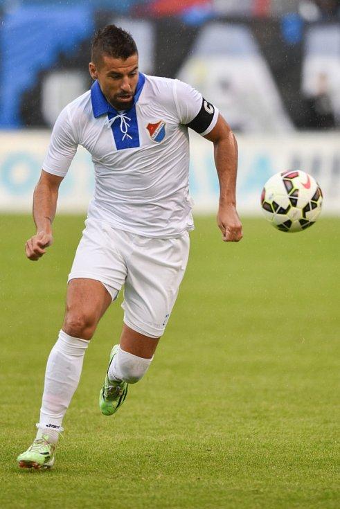 Milan Baroš je jedním z nejslavnějších odchovanců Baníku.