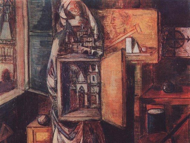 Ukázka z tvorby Endreho Nemese.
