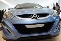 Automobilka Hyndai představila ve středu v Nošovicích tři nové tipy osobních vozů