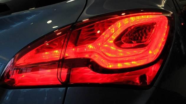 Vůz Hyundai. Ilustrační foto.
