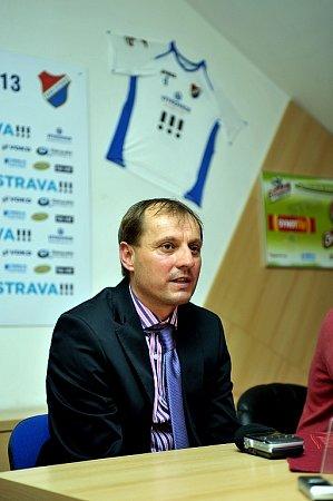 Novým trenérem Baníku se stal Martin Pulpit.
