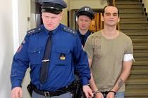 Pavel Stromp by za pokus o vraždu kamaráda mohl ve vězení strávit deset až patnáct let.