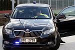 Na ostravskou část dálnice D1 vyrazil nový speciál Škoda Superb 3,6 FSI V6 4×4. Je jedním ze sedmi vozů, které od mladoboleslavské automobilky převzala Policie ČR.