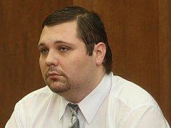 Odvolací soud s viníkem tragické srážky tramvají Petrem Hrochem.