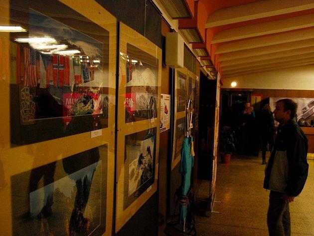 Frenštát pod Radhoštěm patřil již po jedenácté Mezinárodnímu festivalu outdoorových filmů.