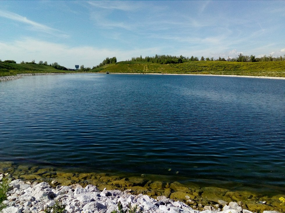 Halda v Hrabůvce, květen 2017