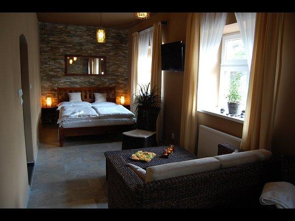 Snímek pokoje
