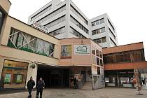 MIOR. Budova ve Velké ulici v centru města zůstala opuštěná.