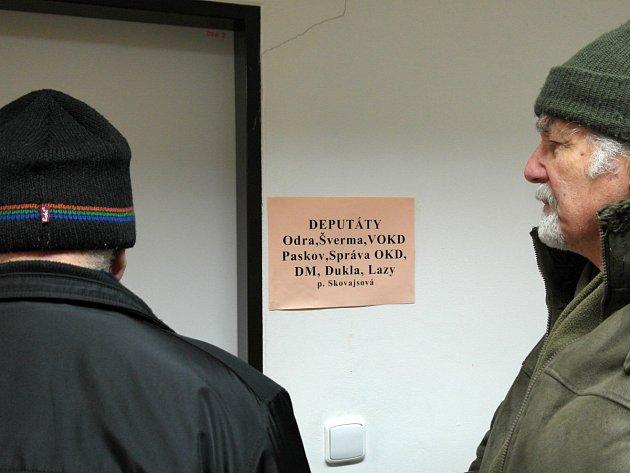 Sociální centrum DIAMO na Dole Jeremenko.