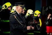 Slavnostní otevření hasičské zbrojnice - SDH Radvanice, 18. dubna 2019 v Ostravě.