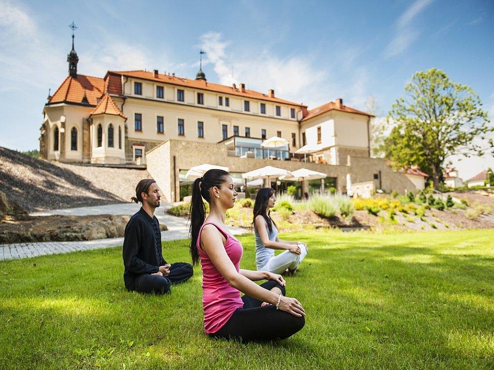 Wellness & Spa hotel Augustiniánský dům v Luhačovicích připravil pro letošní jaro několik relaxačních balíčků.