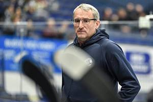 Trenér Vítkovic Mojmír Trličík.