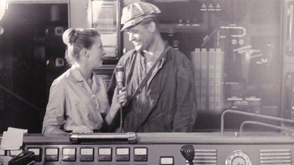 Snímek k článku Ostravské jaro 1968 v České televizi.