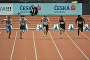 Mezinárodní halový atletický mítink EEA Czech Indoor Gala 25. ledna 2018 v Ostravě.  Záleský.