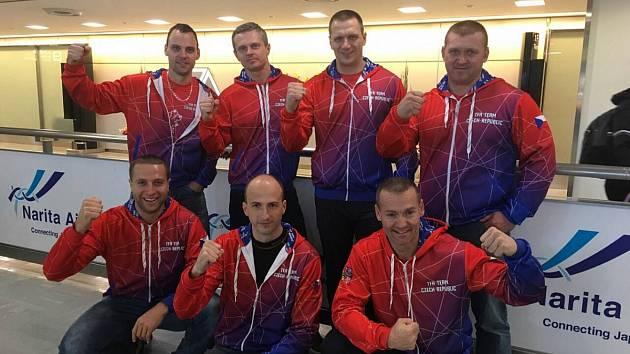 Sedmičlenný český národní tým sportovců v disciplínách TFA, v němž byli hned dva zástupci HZS Moravskoslezského kraje, byl v závěru roku 2017 pozván do Japonska k natáčení sportovního klání s kvalitním výběrem zdejších hasičů.