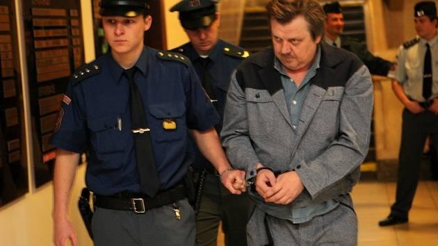 Jiří Baron na archivním snímku. Vyhlášení rozsudku se nezúčastnil.