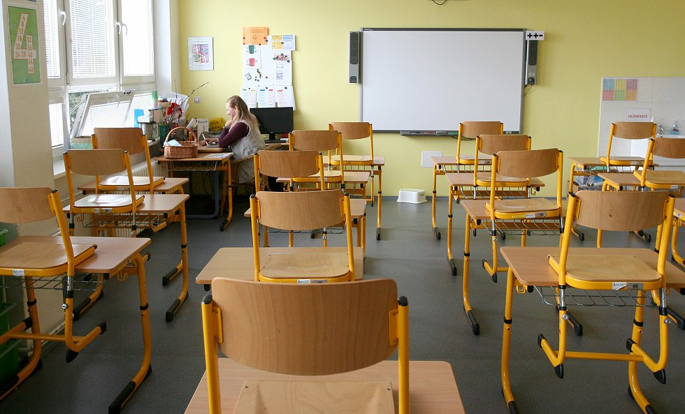 Ludgeřovická základní škola patří k asi nejdigitalizovanějším v tuzemsku, ipady, tablety i jiné komunikační nástroje tu používají už devět roků.