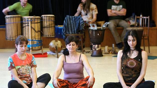 Workshop afrického tance