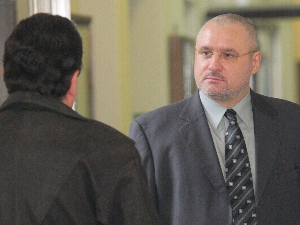 Petr Bezruč na archivním snímku.