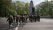 Pietní akt k 72. výročí osvobození Ostravy a ukončení II. světové války.