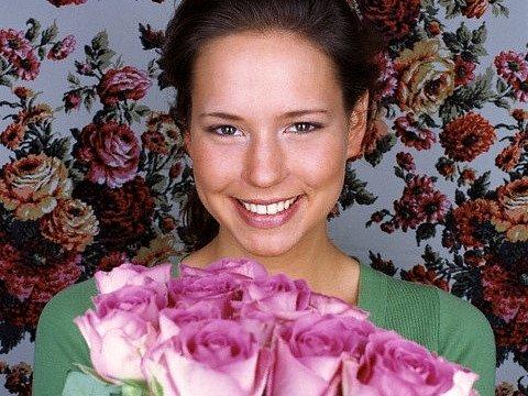 Nejčastěji dávají žáci svým učitelům kytice květin.