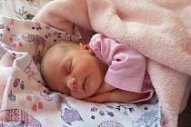 Lilly Vášová se narodila 30. 9. 2020, vážila 2660 g a měřila 47 cm. Místo narození je Frýdek-Místek, bydlí v Kopřivnici. Foto: archiv rodiny