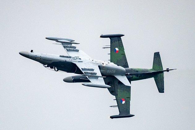 Na letišti vMošnově na Novojičínsku pokračovaly 19.září 2021dvoudenní Dny NATO a Dny Vzdušných sil Armády ČR, které jsou největší bezpečnostní přehlídkou vEvropě.