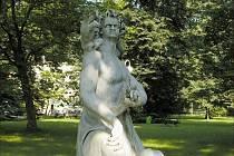 Z třebovického parku
