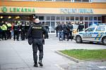 Zásah policejních složek v rizikových situacích. Ilustrační foto.